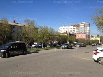 View to: Belorechenskaya street, 1А; Gurzufskaya street, 25; Gurzufskaya street, 27А; Gurzufskaya street, 27. Yekaterinburg (Sverdlovskaya oblast)