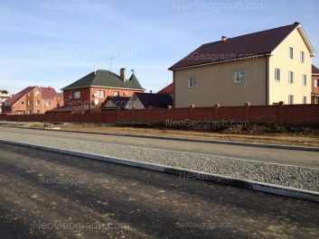 View to: Kolokolnaya street, 1; Kolokolnaya street, 2; Koltsevaya street, 1А. Yekaterinburg (Sverdlovskaya oblast)