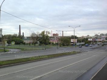 На фото видно: Долорес Ибаррури улица, 28А. Екатеринбург (Свердловская область)