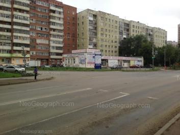 View to: Shefskaya street, 97. Yekaterinburg (Sverdlovskaya oblast)