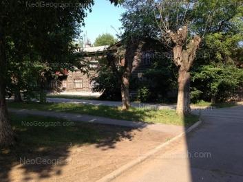 На фото видно: Авангардная улица, 7. Екатеринбург (Свердловская область)