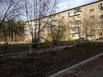 View to: Ispitateley street, 15. Yekaterinburg (Sverdlovskaya oblast)