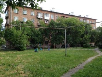 View to: Ordzhonikidze avenue, 6А. Yekaterinburg (Sverdlovskaya oblast)