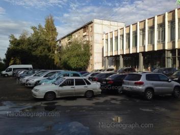 На фото видно: Викулова улица, 28. Екатеринбург (Свердловская область)
