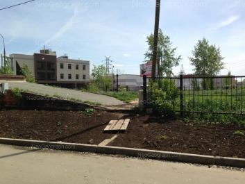 View to: Avtomagistralnaya street, 4; Avtomagistralnaya street, 6а. Yekaterinburg (Sverdlovskaya oblast)