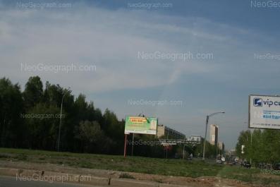 View to: Serafimi Deriyabinoy street, 30. Yekaterinburg (Sverdlovskaya oblast)