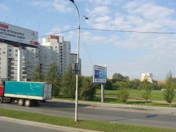 View to: Tokarey street, 24. Yekaterinburg (Sverdlovskaya oblast)