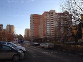 View to: Vogogradskaya street, 224; Repina street, 84А. Yekaterinburg (Sverdlovskaya oblast)