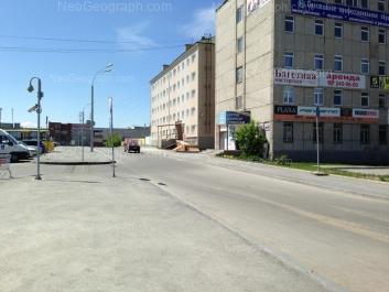 View to: Marata street, 17; Marata street, 17а; Toledova street, 43а; Toledova street, 43б. Yekaterinburg (Sverdlovskaya oblast)