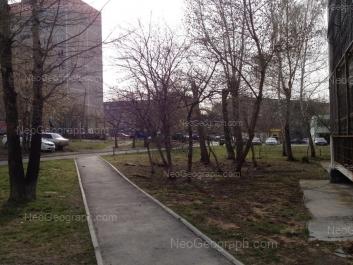 View to: Belorechenskaya street, 7/1; Posadskaya street, 30/3; Posadskaya street, 30/2. Yekaterinburg (Sverdlovskaya oblast)