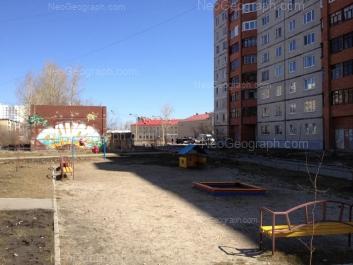 View to: Pekhotintsev street, 4а; Tavatuiskaya street, 6. Yekaterinburg (Sverdlovskaya oblast)