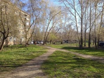 View to: Posadskaya street, 42. Yekaterinburg (Sverdlovskaya oblast)