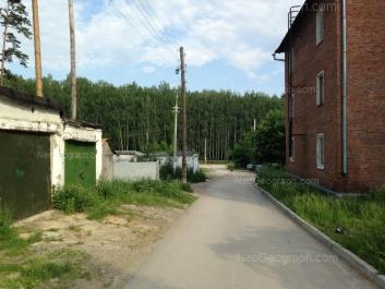 View to: Kirovgradskaya street, 73а. Yekaterinburg (Sverdlovskaya oblast)
