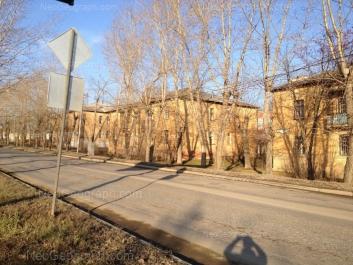View to: Zavodskaya street, 79; Zavodskaya street, 81; Zavodskaya street, 83. Yekaterinburg (Sverdlovskaya oblast)
