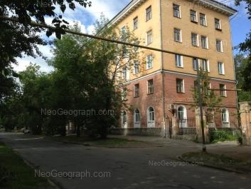 View to: Stakhanovskaya street, 3. Yekaterinburg (Sverdlovskaya oblast)
