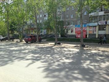 View to: Bebeliya street, 156. Yekaterinburg (Sverdlovskaya oblast)