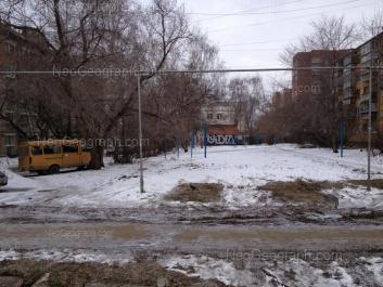 На фото видно: Колмогорова улица, 54а; Одинарка улица, 1; Одинарка улица, 1А; Одинарка улица, 3. Екатеринбург (Свердловская область)