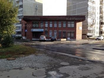 View to: Rabochikh street, 15. Yekaterinburg (Sverdlovskaya oblast)