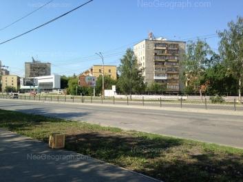 View to: Kosmonavtov avenue, 27А; Kosmonavtov avenue, 27; Kosmonavtov avenue, 29А; Kosmonavtov avenue, 29; Kosmonavtov avenue, 29Г (Фитнес-клуб ULTRA Family Fitness). Yekaterinburg (Sverdlovskaya oblast)