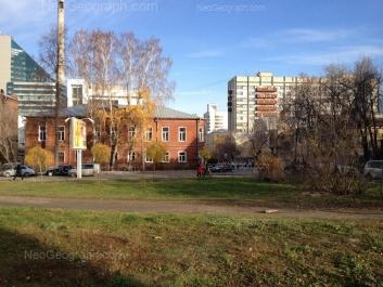 На фото видно: 8 Марта улица, 70; Декабристов улица, 58; Декабристов улица, 83. Екатеринбург (Свердловская область)