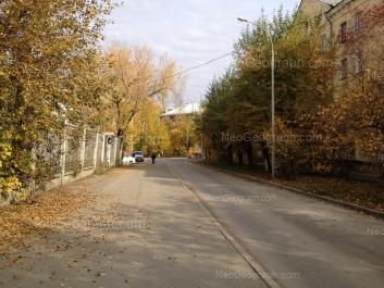 View to: Festivalnaya street, 4; Festivalnaya street, 5. Yekaterinburg (Sverdlovskaya oblast)