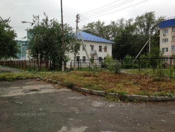 На фото видно: Ломоносова улица, 6А. Екатеринбург (Свердловская область)