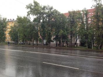 View to: Starikh Bolshevikov street, 27; Starikh Bolshevikov street, 29; Starikh Bolshevikov street, 29А. Yekaterinburg (Sverdlovskaya oblast)