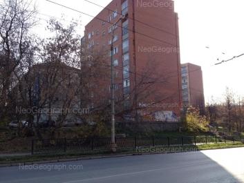 На фото видно: Грибоедова улица, 6А; Грибоедова улица, 6. Екатеринбург (Свердловская область)