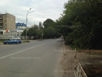 View to: Selkorovskaya street, 18; Selkorovskaya street, 20. Yekaterinburg (Sverdlovskaya oblast)