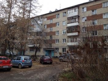 View to: Vstrechniy lane, 3/2. Yekaterinburg (Sverdlovskaya oblast)