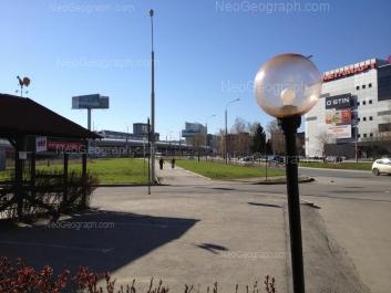 View to: Yasnaya street, 2 (ТРЦ ФанФан). Yekaterinburg (Sverdlovskaya oblast)