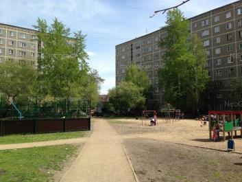 View to: Avtomagistralnaya street, 3; Pekhotintsev street, 21. Yekaterinburg (Sverdlovskaya oblast)