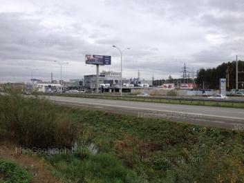 На фото видно: Металлургов улица, 65; Отрадная улица, 129. Екатеринбург (Свердловская область)