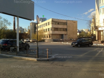 Photo of the building with address Narodnoy voli street, 63, Yekaterinburg