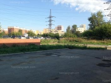 View to: Kosmonavtov avenue, 30/3; Kosmonavtov avenue, 30. Yekaterinburg (Sverdlovskaya oblast)