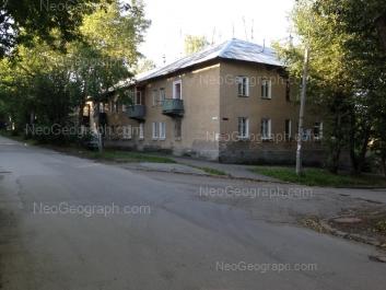 View to: Polzunova street, 19. Yekaterinburg (Sverdlovskaya oblast)