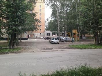 View to: Aptekarskaya street, 37. Yekaterinburg (Sverdlovskaya oblast)