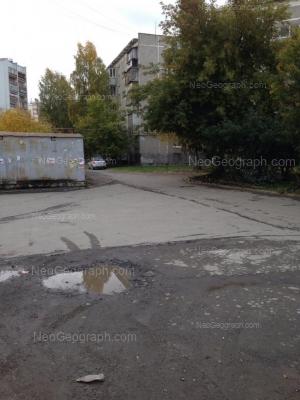 На фото видно: Викулова улица, 43 к2. Екатеринбург (Свердловская область)