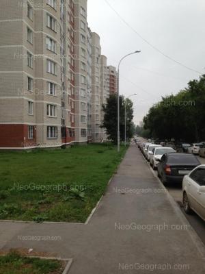 На фото видно: Парниковая улица, 12. Екатеринбург (Свердловская область)