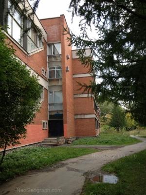 View to: Kosmonavtov avenue, 26. Yekaterinburg (Sverdlovskaya oblast)