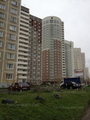 View to: Savvi Belikh street, 6; Savvi Belikh street, 16. Yekaterinburg (Sverdlovskaya oblast)