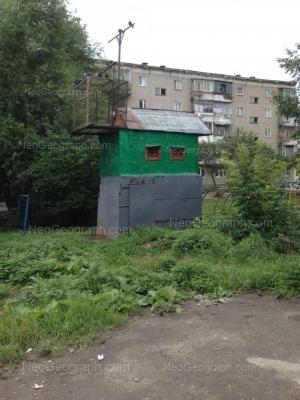 View to: Frezerovschikov street, 27. Yekaterinburg (Sverdlovskaya oblast)