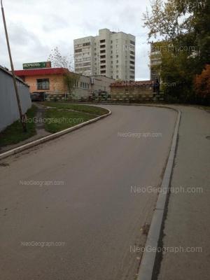 View to: Metallurgov street, 2А; Tokarey street, 66. Yekaterinburg (Sverdlovskaya oblast)