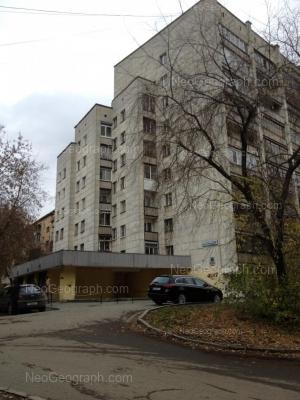 View to: Vostochnaya street, 88А; Vostochnaya street, 88. Yekaterinburg (Sverdlovskaya oblast)