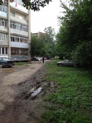 На фото видно: Космонавтов проспект, 80 к3; Космонавтов проспект, 80 к4. Екатеринбург (Свердловская область)