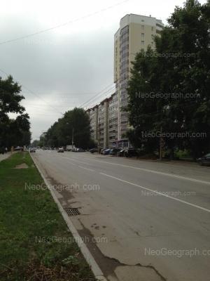 На фото видно: Таганская улица, 51; Таганская улица, 53А. Екатеринбург (Свердловская область)