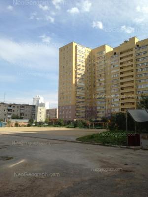 На фото видно: Крауля улица, 44; Токарей улица, 50/2. Екатеринбург (Свердловская область)