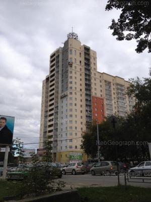 View to: Belinskogo street, 111 (Победа, жилой комплекс). Yekaterinburg (Sverdlovskaya oblast)
