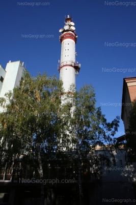 На фото видно: Блюхера улица, 11. Екатеринбург (Свердловская область)