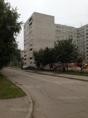 View to: Stachek street, 55. Yekaterinburg (Sverdlovskaya oblast)
